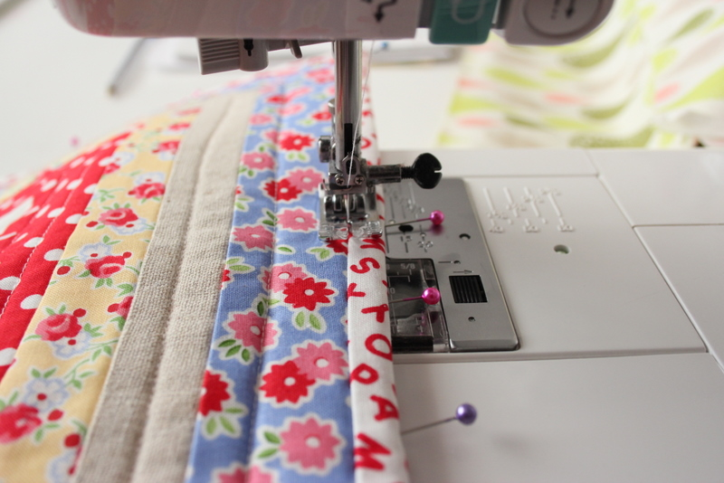 i have to say...: sew along with me!: binding your quilt : in the ditch quilting - Adamdwight.com
